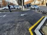 Разметка дорог и Асфальт в Ташкенте. Асфальтирование территорий под ключ - фото 9