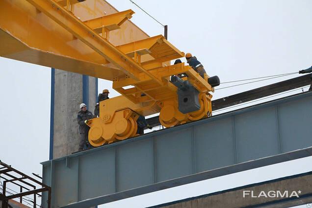 Ремонт и модернизация мостовых кранов и кран-балок