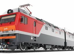 Ремонт турбин для железнодорожного транспорта