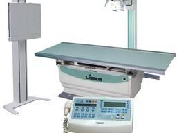 REX-525RU - Стационарный рентген-комплекс с детектором.