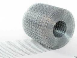 Рифленая нержавеющая сетка 6x6x1. 2 мм 12Х18Н10Т ГОСТ 3826-82