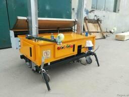 Робот штукатурщик (Штукатурная машина) модели XJFQ 3500