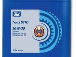 Роснефть Трансмиссионные масла ТНК Trans UTTO 10W-30 оригинал