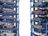 Роторная парковка наземного типа - фото 1
