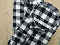 Рубашки из 100% Хлопка