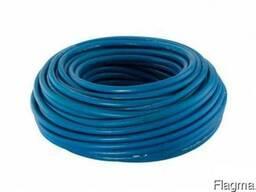 Рукав резиновый для газосварки ф6мм (синий)