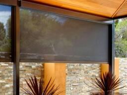 Рулонные ZIP шторы