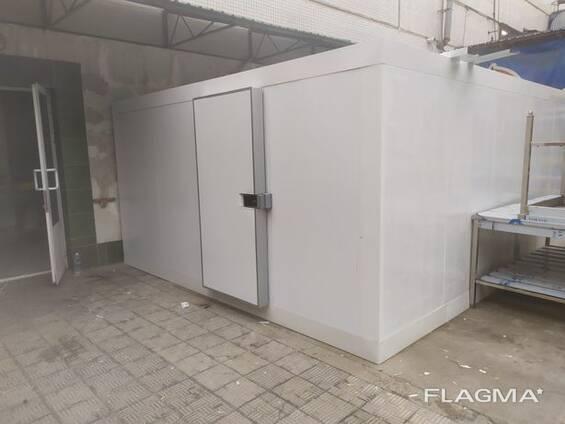 Сборка холодильных камер под ключ
