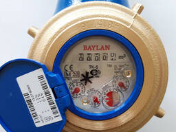 Счетчик воды TK-5 DN40 ном. расход Q=16м3/час BAYLAN Tурция
