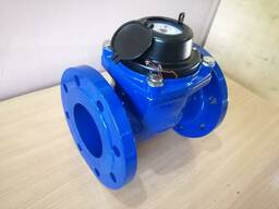 Счётчик холодной воды турбинный Ду100 СТВХ-100 фл.250мм
