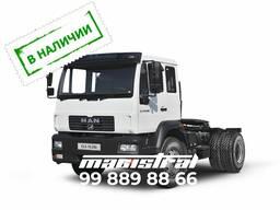 Седельный тягач MAN CLA 18. 280 4x2 BBS Euro 3