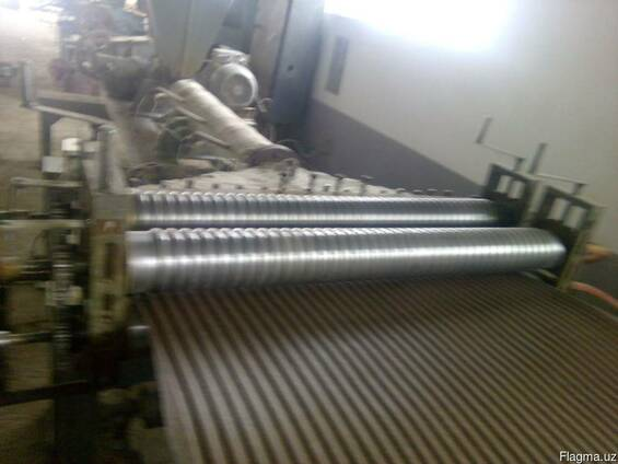 Шифера полимерного производственная линия
