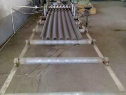 Шифера полимерного производственная линия - фото 2