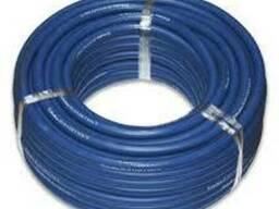 Шланг Рукав резиновый для газосварки ф6мм (синий)