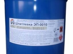 Шпатлёвка ЭП-0010 (красно-коричневая) ГОСТ 28379-89