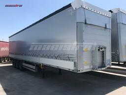 Шторный Полуприцеп Schmitz Cargobull Universal