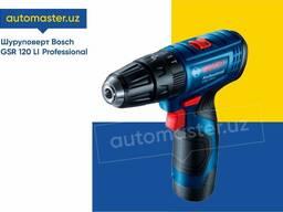 Шуруповёрт Bosch аккумулятор. GSR 120 LI Professional