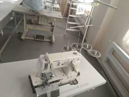 Швейная машина Для приготовления шлёвок