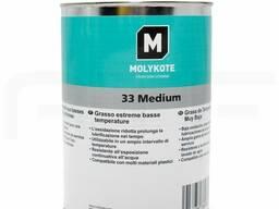 Силиконовая смазка Molykote 33 Medium