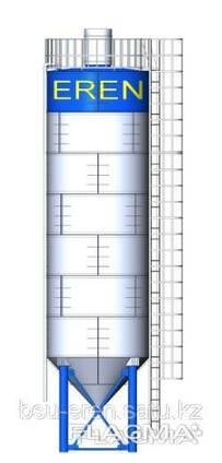 Силос цемента разборный SR230 комплектующий на БСУ