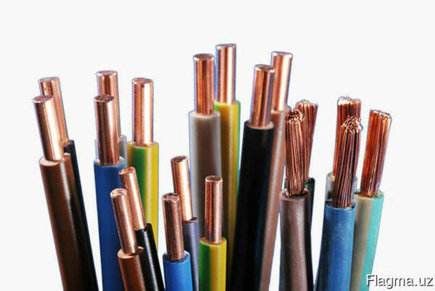 Силовой кабель 1x35 мм АВВГ ГОСТ 16442-80