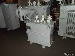 Силовые трансформаторы масляные ТМ, ТМГ, ТМЗ - photo 3