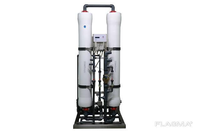 Система обратного осмоса 2 м3/час Litech Aqua Desolt NSR 2