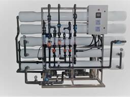 Система обратного осмоса 30 м3/час Litech Aqua Desolt NSR 30