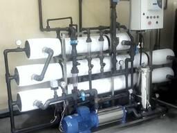 Система обратного осмоса 5 м3/час Litech Aqua Desolt NSR 5