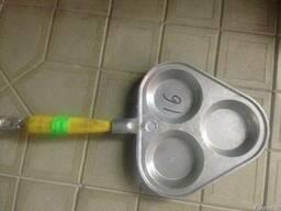 Сковорода алюминиевая для яичницы
