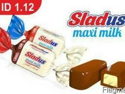 КонфетыSladus Maxi Milk