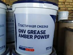 Смазка пластичная EP 2 GNV Grease Amber Power