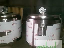 Реакторы, смесители и миксеры от 300 до 5 000 литров