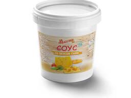 Соус на основе растительных масел «Со вкусом сыра»
