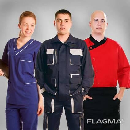 Спецодежда и униформа на заказ от производителя