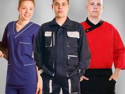 Спецодежда и униформа на заказ от производителя - photo 1
