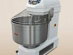 Спиральный тестомес вместимость 75-80 кг муки
