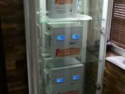 Стабилизаторы переменпого напряжения тока Фаз. ка