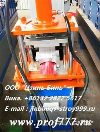 Станок для производства евроштакетника 110