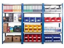 Стеллажи Архивные, офисные, складские легкие.