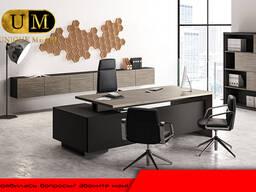 В европейском дизайне офис гарнитур Стол стул мебель на заказ
