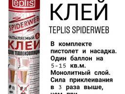 Строительный клей теплоизоляции Teplis Spiderweb 1000 мл.