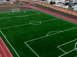 Строительство футбольных и мини футбольных полей