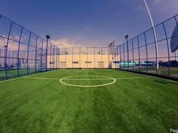 Строительство — монтаж всех видов футбольных полей под ключ