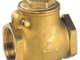 Обратный клапан – бронза – внутренняя резьба BSP