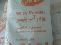 Сухая молочная сыворотка (Иран)