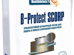 Сульфатостойкий штукатурный состав для защиты и ремонта соор