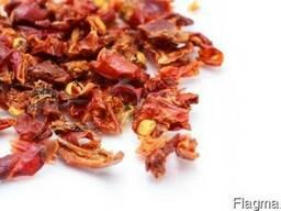 Красный, горький сушеный перец Высший сорт