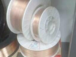 Сварочная проволока СВ08Г2С (омедненная) Ø1, 6мм