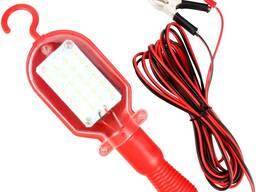 Светодиодная аккумуляторная лампа для мастерской